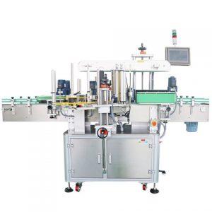 Box Corners Automatic Labeling Machine