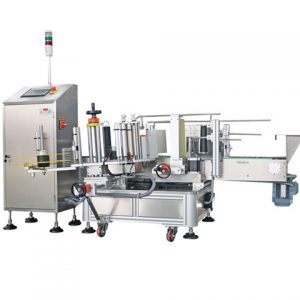 High Speed Energy Saving Automatic Orientation Position Labeler