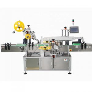 Automatic Labeling Machine For Lid