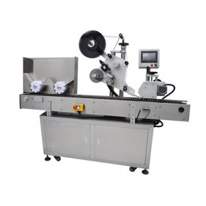 Sirup Bottle Labeling Machine