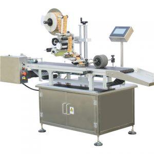 Автоматична машина за етикетиране на двустранни кутии