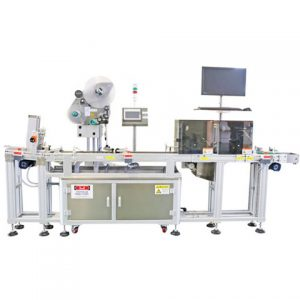 Dome Labeling Machine