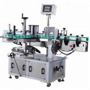 Автоматична линия за опаковане на машина за етикетиране на кръгли бутилки