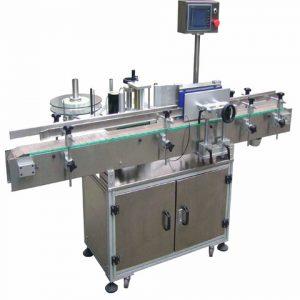 Автоматична машина за етикетиране на мека влакнеста паста за зъби