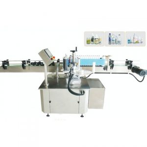 Top Cap Labeling Machine