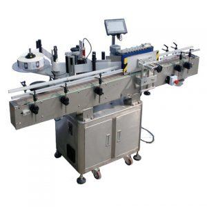Машина за етикетиране на стъклени буркани с висока точност 9 ml