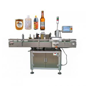 Liqueur Bottle U Stamp Labeling Machine