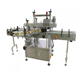 Chemical Application Label Machine