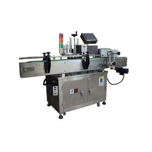 Double Sides Self Adhesive Sticker Bottle Labeling Machine
