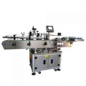 Автоматична машина за етикетиране на алуминиеви буркани със стикер