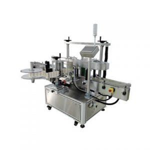Flat Bottle Labeling Machine Flat Label Machine