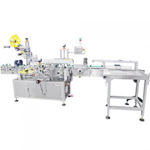 Автоматична конична машина за етикетиране на кофи