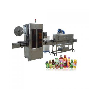 Rotary Bottle Label Applicator