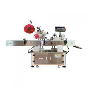 Shanghai Manufacturer Glass Bottle Wet Glue Labeling Machine