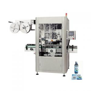 Customized Automatic Label Applicator Machine For Glass Cups