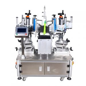 Labeling Machine For Tin Can