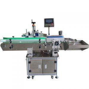 Автоматична машина за етикетиране на пластмасови или стъклени кръгли бутилки