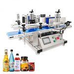 Автоматична машина за етикетиране на цветни кофи с пластмасова боя