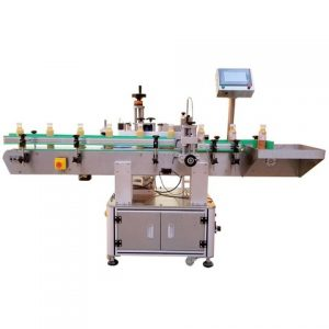 Sauce Cans Labeling Machine