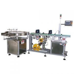 Automatic Jar Sticker Printing Labeling Machine