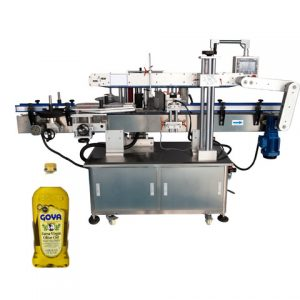 China Cosmetic Labeling Machine