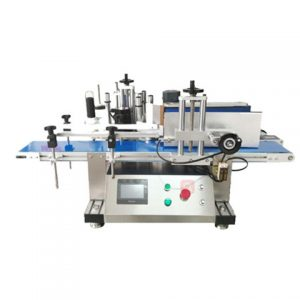 Automatic Label Applicator For Bags