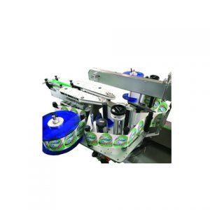 Серво мотор икономична автоматична машина за етикетиране на баркод