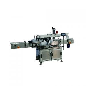 Adhesive Sticker Milk Bottle Labeling Machine Manufacturer