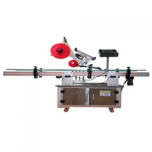 Bag Opaque Sticker Labeling Machine