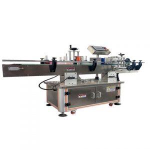 Automatic Paper Tube Label Applicator Machine