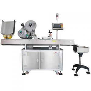 Labeler For Can Jar Tin Cylinder Products Labeling