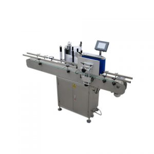 Economy Water Bottle Labeling Printing Machine For Vial