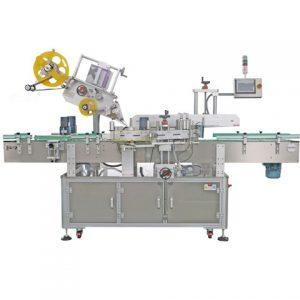 Plastic Film Bag Flat Surface Label Machine