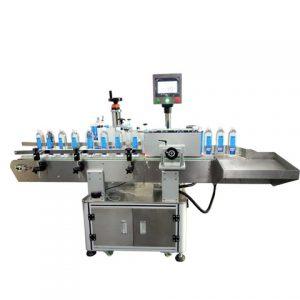 Automatic Flat Surface Bottle Labeling Machine