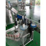 Стикер Автоматична машина за етикетиране на буркани за мазнини