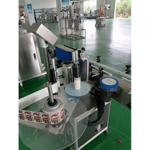 High Speed Automatic Bleach Bottle Labeling Machine
