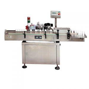 Автоматична машина за етикетиране с кръгла кофа