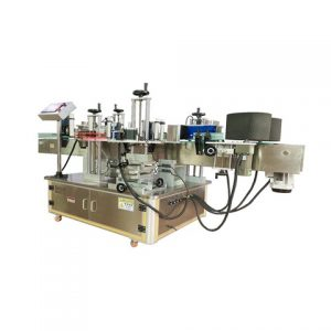 High Speed Automatic Round Bottle Labeling Machine