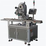 Автоматична машина за етикетиране с един етикет