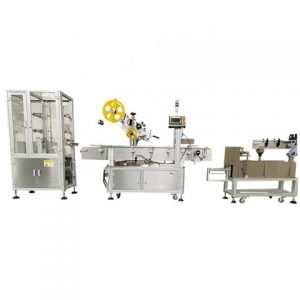 Capsules Labeling Machine