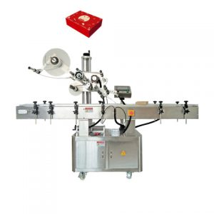 New Labeling Machine Private Label Makeup