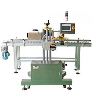 High Speed Bottle Wrap Labeling Machine