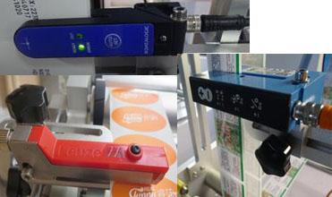 Сензор за импортиране на етикети